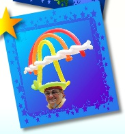 Ottawa balloon twister hat